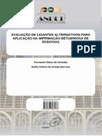 AVALIAÇÃO DE LIGANTES ALTERNATIVOS PARA APLICAÇÃO.pdf
