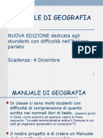 Geography TextbookITA