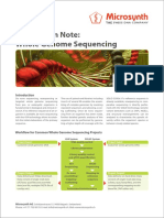 Application Note_Whole Genome