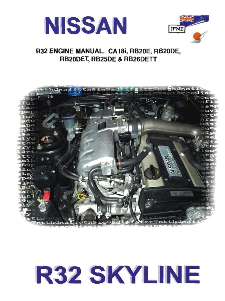 r32 engine manual pdf throttle belt mechanical rh scribd com