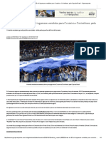 Casa Cheia! Mais de 30 Mil Ingressos Vendidos Para Cruzeiro x Corinthians, Pela Copa Do Brasil - Superesportes