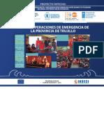 Plan de Operaciones de Emergencias de Trujillo