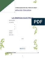 La Energia Electrica Trabajo
