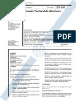 ABNT NBR 5735 - 1991 - Cimento Portland de alto-forno.pdf