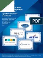 Certificaciones Project Management