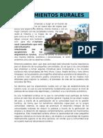 Alojamientos Rurales Word