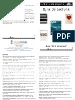 Guía de lectura Malta Radio