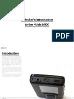 PUSH N900 Hackers Guidev1.0