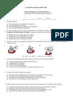 Examen de Diagnostico Fisica