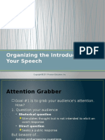 Introduction of a speech.pptx