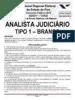 analista judiciario