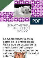 Somatometria Del Recien Nacido