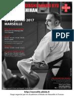 01/2017 Aikido Seminar Marseille