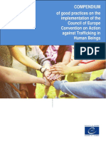 EU compendium of good practices against trafficking in human beings