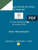 UOttawa Cyberdroit October 19 2016