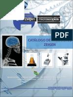Catalogo Zeigen Microscopios