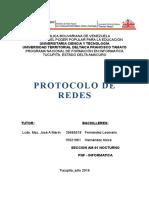 Protolocos de Red (1)