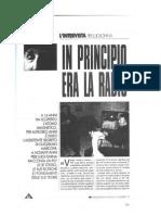 PierLuigi Ighina - Intervista - In Principio Era La Radio