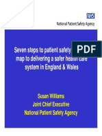 7 Steps Patient Safety