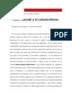 Marcelo Ramal - Pablo Rieznik y El Catastrofismo