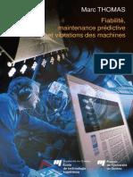 Fiabilité Maintenance Prédictive Et Vibration Des Machines