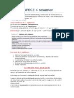 MOPECE 4 resumen