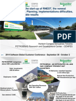 PETROBRAS How OTS Improve the Start-up of RNEST