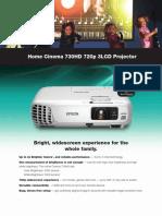 Brochure Hc730hd