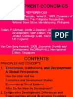 Economics Dev