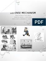Defense Mechanism -English Prensetation