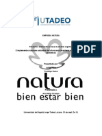 EMPRESA NATURA-Ibuprofeno Ecodiseño!