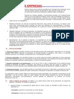 Clases de Empresas Http