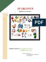 Catalogo de Articulos Publicitarios Jv Creativa