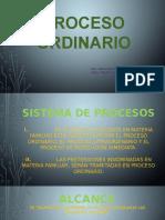 9.- Proceso Ordinario