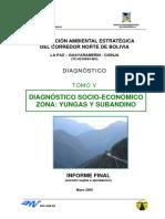 Evaluacion Ambiental Corredor Norte Bolivia