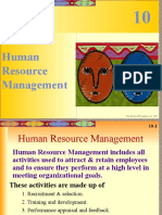 Chpt10-Human Resource Management