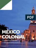 Mexico Colonial, La Herencia Del Virreinato