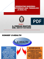 E Health PPT