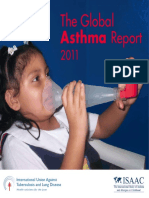 Global Asthma Report 2011