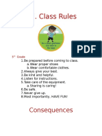 rules and consquences signs done