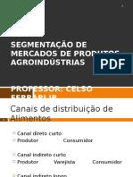 2 -Segmentação de Mercados de Produtos Agroindústrias