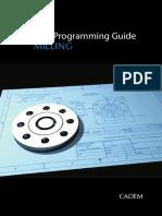 CNC Milling Programing Guide