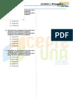 formato para preparación de evaluaciones