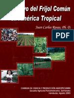 Cultivo Frjol Comun en America Latina Zamorano