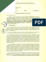 Resolucion Coactiva Inspeccion Tecnica en Seguridad