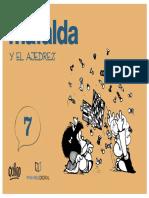 Mafalda y El Ajedrez - Quino