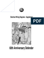 JLR 13 65 10_1E - Defender Puma 60th Anniversary Electric Wiring Diagrams - Supplement