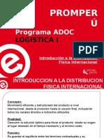 1. Introduccion a La Distribucion Fisica Internacional