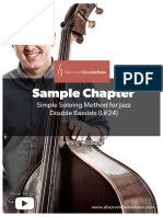 L#24 SampleChapter Simple Soloing Method for Jazz Double Bassists