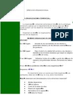 Direccion Organizacional Trabajo